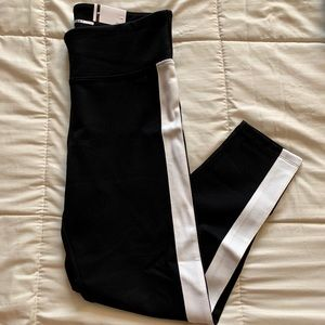 DKNY stripe legging